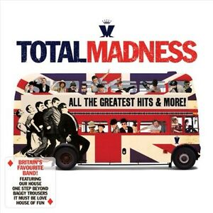 Madness - Total Madness / Best Of BRAND NEW CD