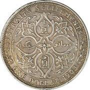 Straits Settlements Coin