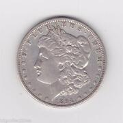1894 0 Morgan Silver Dollar