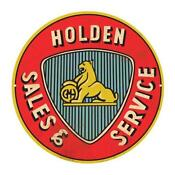 Holden Sales Brochure