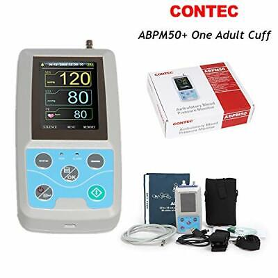 Ambulatory Blood Pressure Monitor Nibp Holter Abpm50 Usb Software 24h Recordfda