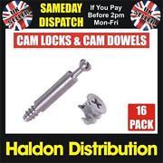 Locking Cam Bolts