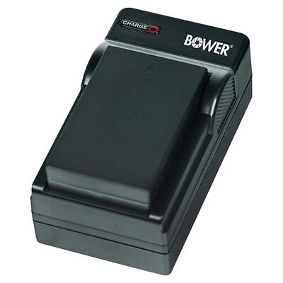 Bower LP-E17 Ultra Rapid Battery Charger for Canon EOS T6i and T6s, T7i