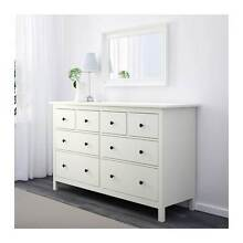 Hemnes Chest of Drawers - white Waverley Eastern Suburbs Preview