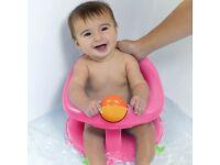 Safety 1st Swivel Bath Seat (Pink)