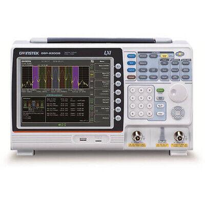 Instek Gsp-9300btg 9khz - 3ghz Spectrum Analyzer Wtracking Generator