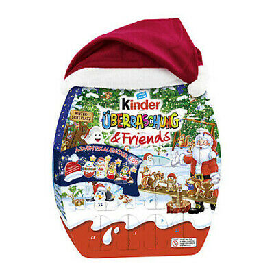 Ferrero - Kinder Surprise & Friends Advent Calendar