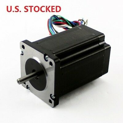 1pcs Nema23 425ozin 2.8a Stepper Motor Dual Shaft