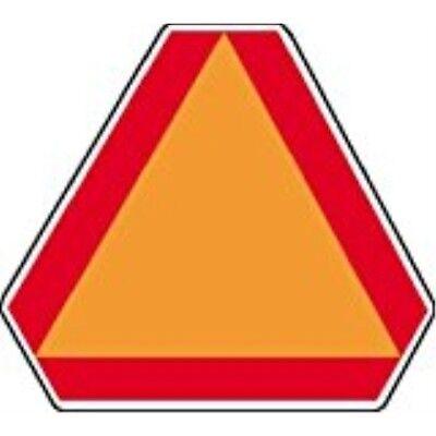 "HY-KO PROD Slow Vehicle Emblem, 16"" x 14"" (TA-1)"
