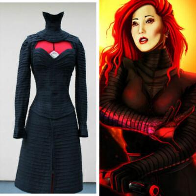 Star Wars cosplay Female Kylo Ren Uniform Dress cosplay costume - Female Star Wars Cosplay