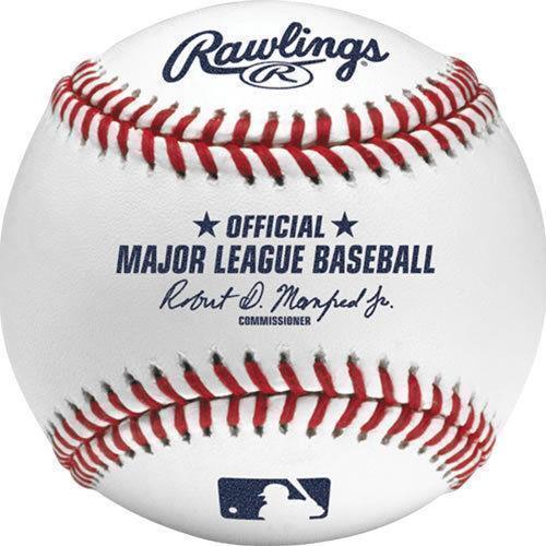 Rawlings Official MLB Baseball ROMLB ROMLB