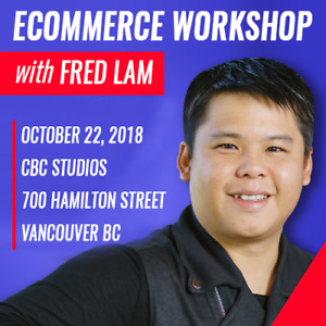 How I Grew My eCommerce Business To Over $25 Million - Fred Lam