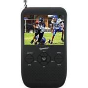 Portable TV Radio