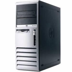 "HP Desktop with 19"" monitor, keyboard, mouse. Molendinar Gold Coast City Preview"