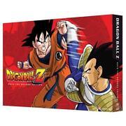 Dragon Ball Z DVD Collection