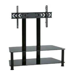 Flat Screen TV Stand with 2 shelves