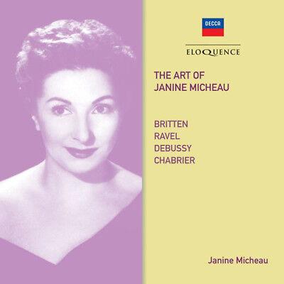 Janine Micheau : The Art of Janine Micheau CD (2018) ***NEW***, occasion d'occasion  Expédié en Belgium
