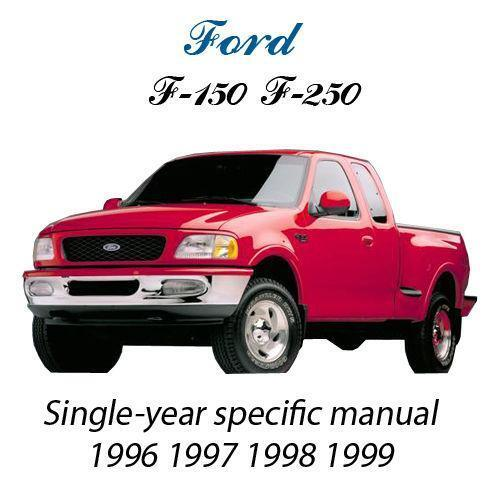 Ford F150 Repair Manual | eBay