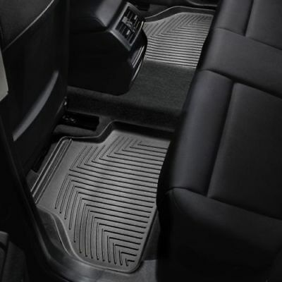 82112317869 OEM BMW ALL WEATHER FLOOR LINERS REAR F30 3 SERIES XDRIVE