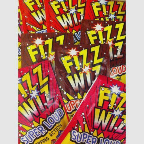 RETRO SWEETS, FIZZ WIZ POPPING CANDY, 3, 6, 9, 12, 15