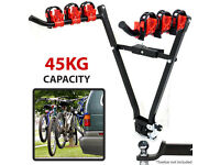 3 Bike Cycle Carrier - Towbar Mount