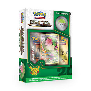 Pokemon Trading Card Game: Mythical Shaymin Box