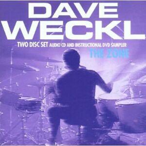 Dave Weckl - Zone (CD & DVD) [New CD]