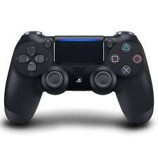 Sony DualShock 4 Wireless Controller (Jet Black, 2016 Version)
