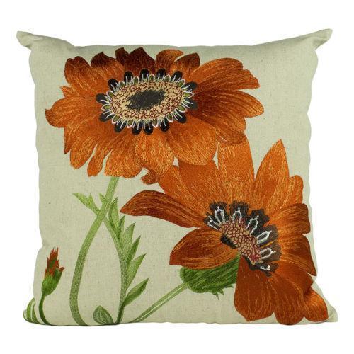 Sunflower Pillow Ebay
