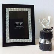 Diamante Photo Frame