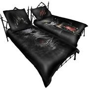 Gothic Quilt Cover