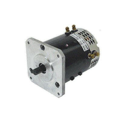 Jlg Aerial Work Platform 24 Volt Dc Drive Motor - Parts 0237