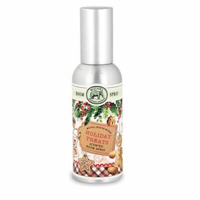 Michel Design Works HOLIDAY TREATS Scented  Room/Car Spray 3.38 oz - NEW