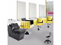 Salon Furniture Package-Salon Chairs- Salon Backwash Full package Offer