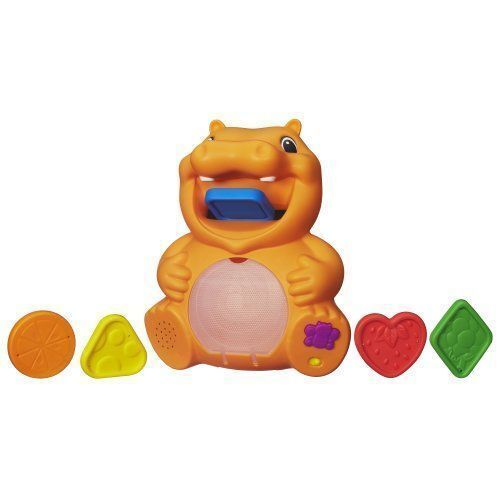 Playskool Learnimals Colour Me Hungry Hippo