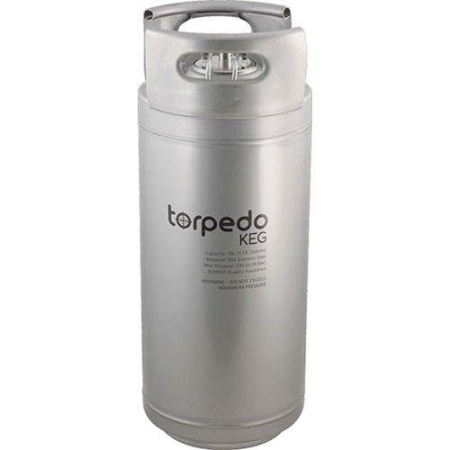 Torpedo 5 Gallon Ball Lock Keg