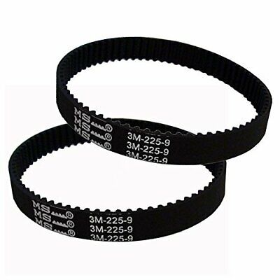 4YourHome 2-Pack Geared Drive Belt Designed to Fit Dyson DC1