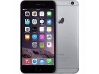 *Factory Unlocked - Very Good* 64GB iPhone 6 Space Grey LTE/4G Retina Latest iOS 11
