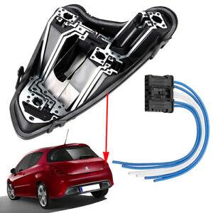 Connecteur de feux arriére Pour Citroen Peugeot 206 207 307 308 2008 1606248780 Auto: pièces détachées Auto, moto - pièces, accessoires