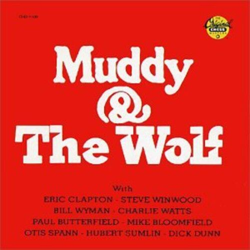 Howlin' Wolf - Muddy & the Wolf [New CD]