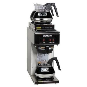 Coffee Brewer / Maker: High Capacity & Portable