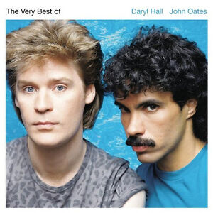 Hall And Oates / The Very Best Of Daryl Hall And John Oates CD