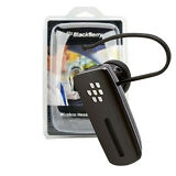 NEW Original Blackberry HS-500 HS500 Bluetooth Headset for Bold 9900 9930 Retail