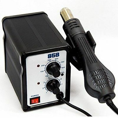 Baku Bk-858a Smd Brushless Heat Gun Hot Air Rework Station With Stand 700w