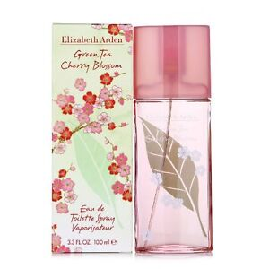 Green-Tea-Cherry-Blossom-For-Women-100ml-Eau-De-Toilette-Spray-BRAND-NEW-IN-BOX