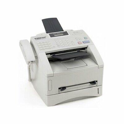 Brother 4100e Intellifax Plain Paper Laser Faxcopier