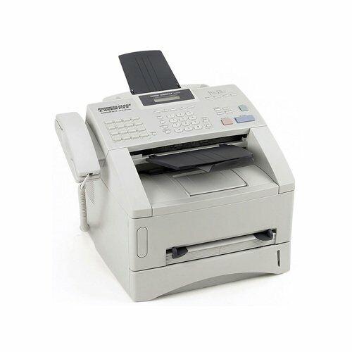 Brother 4100E IntelliFax Plain Paper Laser Fax/Copier