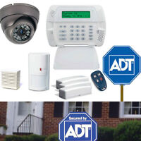 Home Alarm Monitoring (Home Security system)