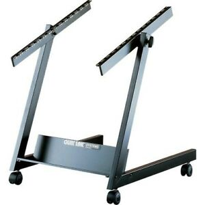QuikLok RS-658 14-Space Rack Stand with Casters
