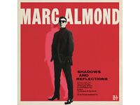MARC ALMOND - TICKETS FROM £75 EACH - PREMIUM SEATS - CLIFFS PAVILION SOUTHEND - 23RD OCTOBER